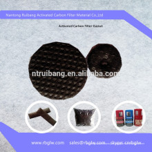 удаление запаха и бактерий материалы активированного угля диска