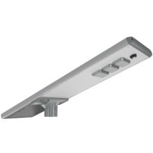 50W integram a luz de rua solar do diodo emissor de luz do picovolt tudo em um tipo
