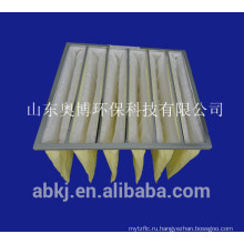 рукавного фильтра ,Фильтр мешок(центральное кондиционирование)