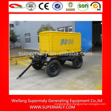 Supermaly portable diesel generator with AMF and remote controller