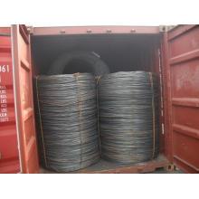 Rodillo de alambre de acero Canbon laminado en caliente SAE1008b para la construcción