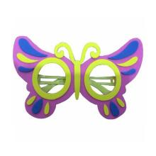 regalo y arte, kits de DIY de los niños diseño de la mariposa gafas falsas de EVA