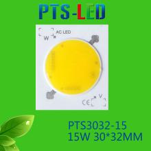 15W/20W/25W AC COB LED alta qualidade 110V 220V