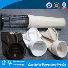 Especificación de filtro de bolsa para polvo de cemento