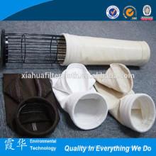 Especificação do filtro de saco para poeira de cimento