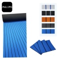 EVA Composite Marine Boat Decking Faux Teak Sheet