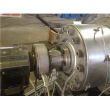 Máquina plástica da extrusão da tubulação do PE do PEAD / produção que faz a máquina / linha
