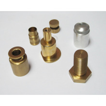 CNC Brass parts Aluminum parts machining