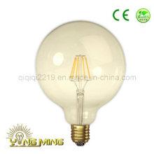 5W Gold Colored G125 LED Filament Bulb