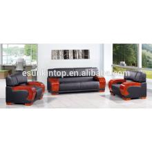 Sofá de móveis de escritório, mobiliário para escritório, mobiliário design e venda, Fabricante de móveis de escritório em Foshan (T3090)