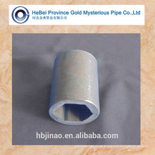 inside hex tube and seamless process supplied in Hebei