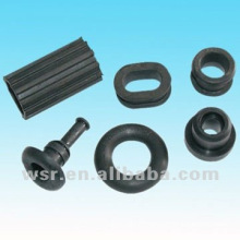 metal wrapper rubber part