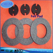 China DongGuan Supplier sticky felt pads with certificate