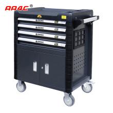 AA4C 198pcs Auto repair Tool cabinet trolley Garage Cabinet tool shelf hardware hand tools auto repair worktableJ1-B43198