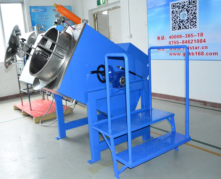 Solvent Recycling Machines 125L
