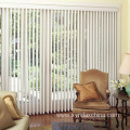 Vertical blinds fix cordless for french door