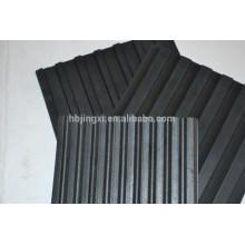 Anti-slip rubber sheet-- rubber garage floor mat