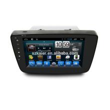 Factory Full touch 8 '' Doble Din Suzuki Baleno 2015 2016 reproductor de DVD del coche Sistema de navegación GPS con MP3 BT Radio Reproductor de música