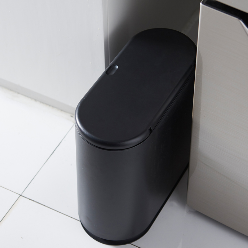 Household trash can