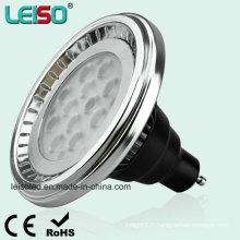 12,5W Standard Size Nichia LED AR111 (LS-S012-GU10-NWW / NW)
