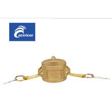 Brass Camlock Tipo de acoplamento DC