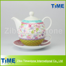 Porzellan Großhandel Tee für einen