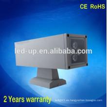Arriba / abajo de la pared de la luz del punto, luz de la pared del LED, llevado abajo de la luz de la pared al aire libre