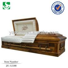 ataúd de cremación de calidad por mayor
