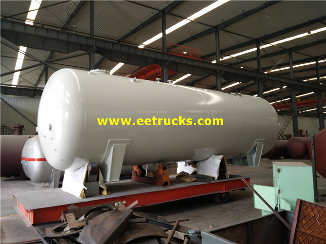 Aboveground Propylene Gas Tanks