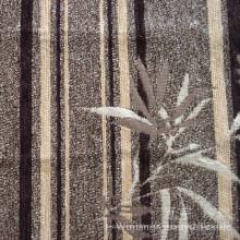 O fio 100% de poliéster tingiu a tela home do Chenille de matéria têxtil para o sofá