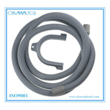 Buy PVC Grey Flexible Drain Hose for Washing Machine