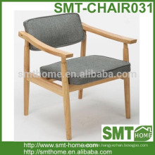 Modern stylish wooden furniture relax chair