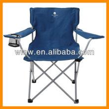 Cadeira de praia dobrável poliéster 600D
