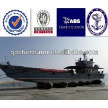anti bursting boat airbag used for military construction