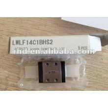 IKO Linear way,linear guide LWLF series. slide unit LWLF14C1BCSHS2
