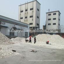 Cemento de bauxita refractario de alúmina de alto grado 200 Mesh Grade A