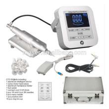 Machine de maquillage permanente à l'aide de matériel et de tatouage en aluminium, microprogrammes à micro-tatouage électrique semi-permanent