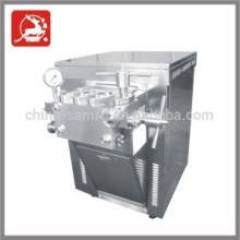 500L/h Homogenizer for small dairy plant