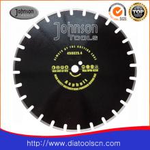 Lame de scie à plancher de 450 mm: lame de scie à diamant circulaire
