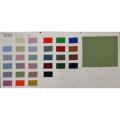 Leli Silk Twill Weave Fabric 100% Polyester Fabric