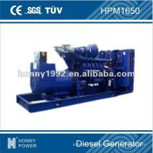 1200kW Conjunto de generación diesel, HPM1650, 50Hz