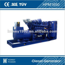 1200kW Diesel generation set, HPM1650, 50Hz