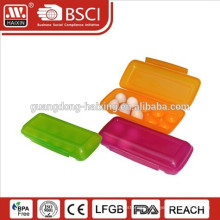 Plastic egg organization storage container tray