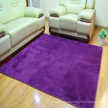 embossed design machine made acrylic carpet washable