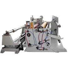 Machine à rebobiner PVC, Pet, PE Film Slitter avec fonction de laminage