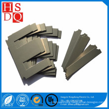 Electrical silicon steel EI iron sheet types for transformer/motor/ballast/generator/magnetic amplifier.