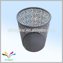 Suelo de pie de buena calidad de acero inoxidable de residuos de moldes para la basura