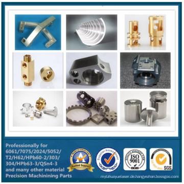 Verschiedene Farben 6004 Kundenspezifische CNC-Präzisions-Engineering-Dienstleistungen Produkte
