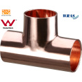 Copper End Feed Fittings Equal Tee