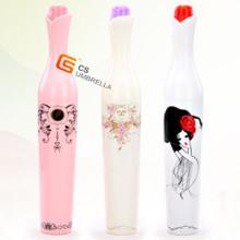 Forma especial moda garrafa guarda-chuva (3FB006A)